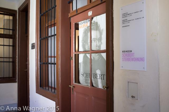 Schubert's last home – seine letzte Bleibe