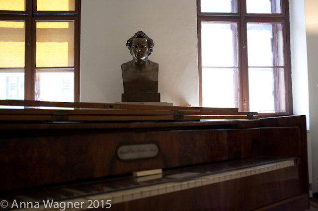 Schubert  – who?